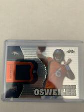 Brock Osweiler 2012 Chrome Rookie Jersey Card #RR3