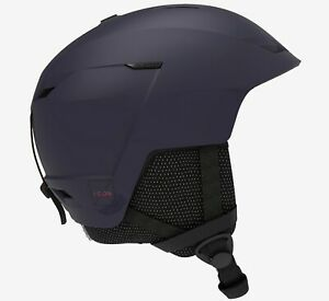 Salomon Icon LT Womens Helmet Ski Snowboard Snow Small Blue 53-56cm NEW RRP£95