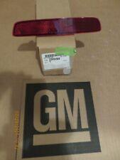 Side Reflector Rear Bumper Mounted Passenger RH Right for 10-15 GMC Terrain GM