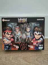 Kids Logic Gm01 Street Fighter Iv Ryu & Sakura 9Cm Action Figure