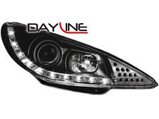 Fari DAYLINE Peugeot 206 02-07  black