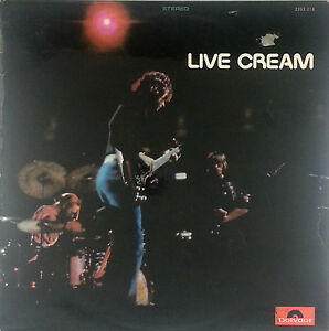 Live Cream Same 12 Pollici LP K89 Washed - Cleaned