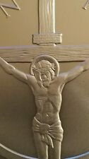 1 oz .999 silver shield Crucifixion Jesus Christ cross 2015 rare INRI baptism