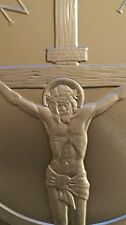 1 oz .999 silver shield Crucifixion Jesus Christ cross 2014 rare INRI baptism