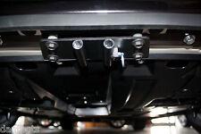2012-2014 Mitsubishi Lancer Evolution GSR Front License Plate Bracket relocation