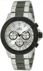 Invicta 17364 Pro Diver Chronograph Tachymeter Date Stainless Steel Mens Watch