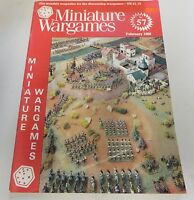 Miniature Wargames Number 57 February 1988 oop SC