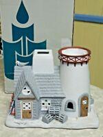 Large Stoney Harbor Lighthouse Party Lite Holder IOB