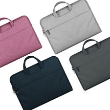 Portable Laptop Bag Notebook Sleeve Case Cover For MacBook HP Dell Lenovo