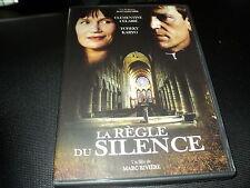 """DVD NEUF """"LA REGLE DU SILENCE"""" Clementine CELARIE, Tcheky KARYO"""