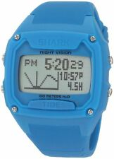 FREESTYLE 101052 Killer Shark Tide Men's Rectangle Digital Blue Watch  New