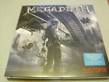 Megadeth - Dystopia - LP Vinyl incl. DLC /// Neu &OVP /// 2016