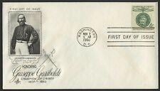 #1168 4c Garibaldi, Art Craft-Addressed FDC **ANY 4=FREE SHIPPING**