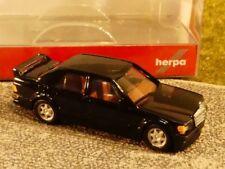 1/87 Herpa MB E 190 schwarz metallic 430654