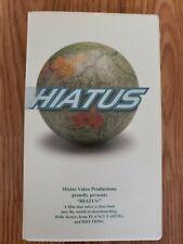"Planet Earth And Rhythm Skateboards ""Hiatus� Skate Video Vhs 1995 Ty Evans"