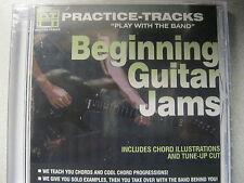 Practice Tracks: Beginning Guitar Jams by Various Artists (CD, Jan-2011) Vol. 1