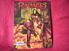 Libro comic Rapaces I J. DUFAUX NORMA ESPAÑOL Novela grafica