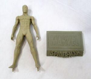 Diamond Select Marvel Spider-Man Maquette Prototype Tooling Kit