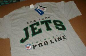 NOS VTG 1996 New York Jets Football T-Shirt Medium M New w/tag Proline brand