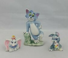 More details for wade tom, wade hat box dumbo the elephant & thumper the rabbit - damaged