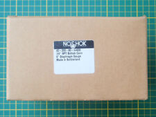 NEW Noshok 40-200-60 in H20 diaphragm gauge