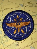 USAF / MILITARY AIR TRANSPORT SERVICE / VINTAGE-1950's KOREAN WAR ERA / Cut Edge