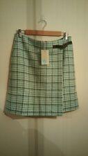 New Boden wool skirt , size 12.