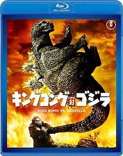 King Kong Vs. Godzilla 1962 - TOHO High quality  Japanese original Blu-ray