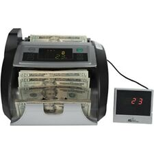 Royal Sovereign Rear Loading High Speed Bill Counter with Uv, Mg, Ir Counterfei
