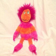 Dr. Seuss Wocket in my Pocket Kohls Cares Plush Pink Purple