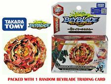 Takara Tomy Beyblade Burst BA-02 Guardian Kerbeus.H.R. Red Ver. Limited Ed. US