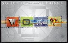 POLAND MNH 2002 50th Anniversary of Polish Television