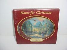 Thomas Kincaid Blessings Of Christmas Home for Christmas CD Music