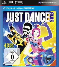 Just Dance 2016 - PlayStation PS3 - deutsch - Neu / OVP