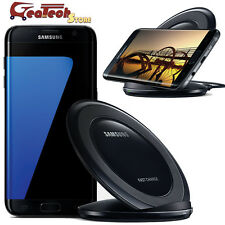 Caricabatteria ORIGINALE SAMSUNG stand wireless EP-NG930 NERO per Galaxy S7 G930