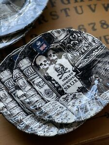 Set of 2 Royal Wessex Witches Spells Salad Plates Halloween Skull Skeleton NWT