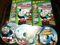 Thomas  Friends: Steam Team Collection (DVD, 2011, 4-Disc Set) *FREE SHIPPING*