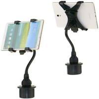 "Adjustable 7""-10"" Car Cup Holder Mount for Apple iPad Mini Samsung Galaxy Tablet"