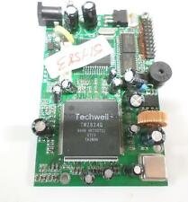 Circuit Board With Techwell Tw2824Q