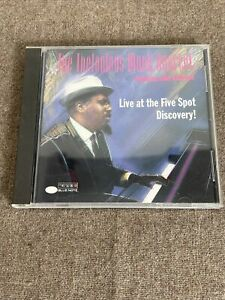 Live at the Five Spot: Discovery! by Thelonious Monk (CD, Mar-1993, Blue Note (L