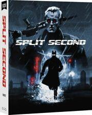 Split Second Blu Ray, 101 Filns Limited Edition Black Label Series