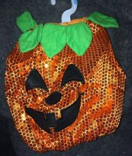 Dog Halloween Pumpkin Costume