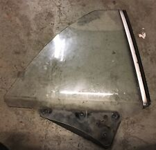 VAUXHALL CAVALIER MK2 CABRIO CONVERTABLE RIGHT SIDE REAR QUARTER DOOR DROP GLASS
