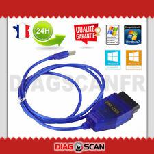 Interface KKL USB COM pour VCDS Lite 409.1 compatible avec VW/AUDI/SEAT/SKODA