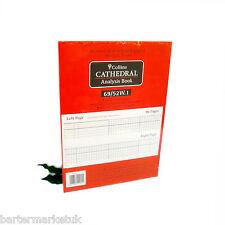 COLLINS Club Book 52 column 69/52W.1 52 week book 69 series 96 page 41 lines x1