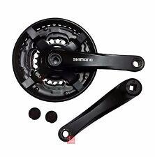 Shimano MTB FCTY501 MTB Alloy Chainset / Crankset 28/38/48T 170mm Black