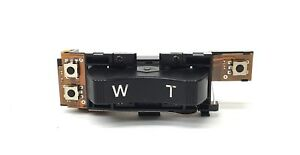 Sony PMW-EX1R PMWEX1R EX1R Replacement Part Zoom Control