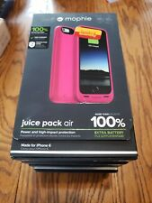 mophie juice pack air for iPhone 6/6s Pink 3187_JPA-IP6-PNK