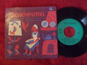 Aschenputtel    rare Bertelsmann 45