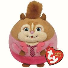 Ty Beanie Babies 38048 Ballz Alvin and the Chipmunks Brittany